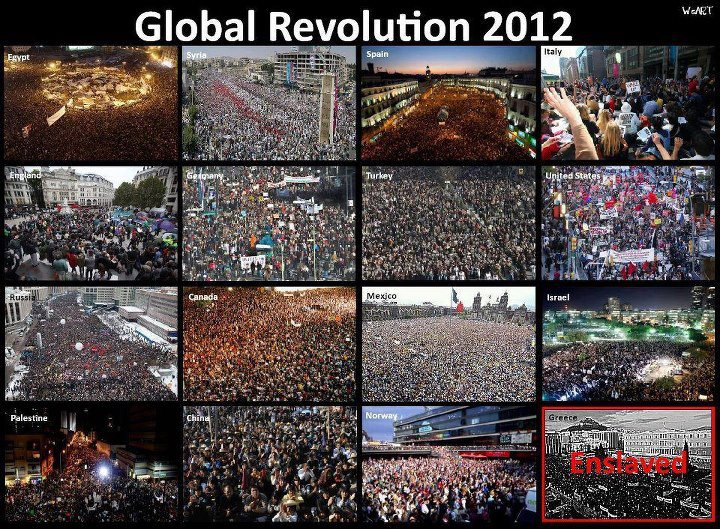 Global Revolution is Possible!